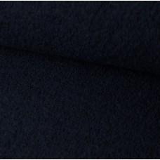 Merino Wollwalk dunkelblau 65 cm Reststück