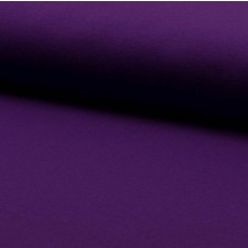 Stretchjersey lila