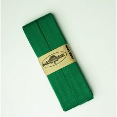 3 m Jersey Schrägband grün