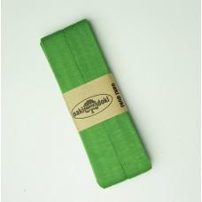 3 m Jersey Schrägband hellgrün