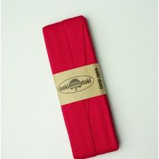 3 m Jersey Schrägband hot pink