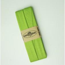 3 m Jersey Schrägband lime