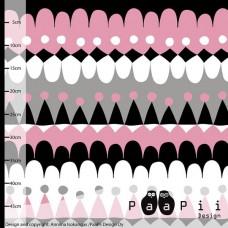 Jussi light pink Bio-Stretchjersey