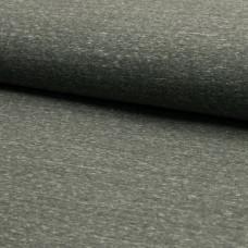 Kuschelsweat grau meliert