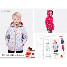 Kinder Softshelljacke Charlie by Pattydoo