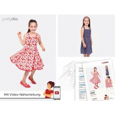 Kinderkleid Leni by Pattydoo