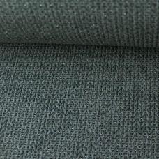 Big Knit Knit GLAM Jacquard-Jersey anthrazit