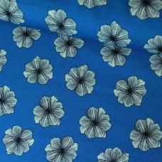 Little May blau Jersey