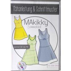 Sommerkleid Makikky