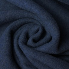 Merinoflausch dunkelblau