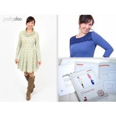Jerseykleid Ella by Pattydoo