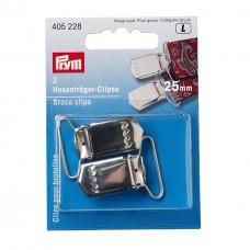 Prym  Hosenträger Clipse 25mm