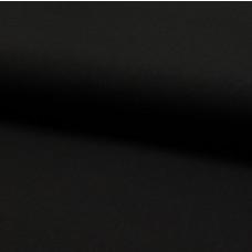 Halbleinen schwarz