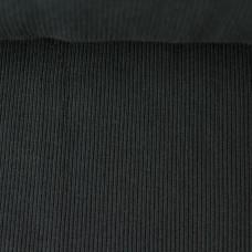 Rippbündchen schwarz