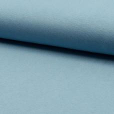 Viskosejersey dusty blue