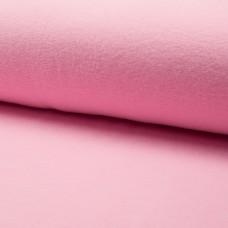 Baumwoll-Fleece rosa