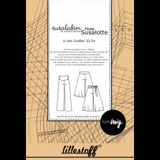 Hose Susalotte by Lillestoff