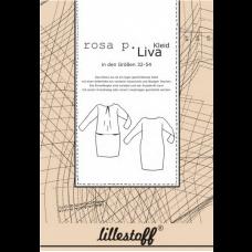 Kleid Liva by Lillestoff