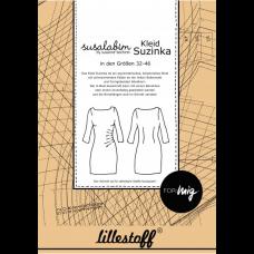 Kleid Suzinka by Lillestoff