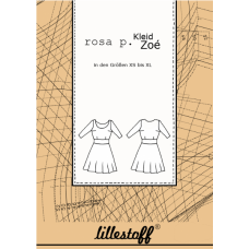 Kleid Zoe by Lillestoff