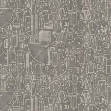 Sewing Pattern Baumwoll Webstoff