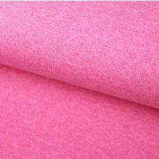 Sommersweat melange Soft Pink