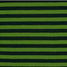Streifen grün Stretchjersey