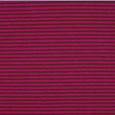 Ringel pink-grau Stretchjersey