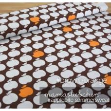Applebite Sweat braun-orange