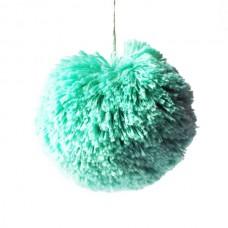PomPom mint Bio-Baumwolle