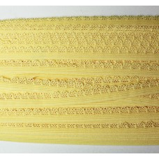 Wäschegummi gelb