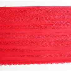 Wäschegummi rot