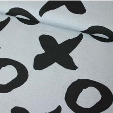 XOXO grau